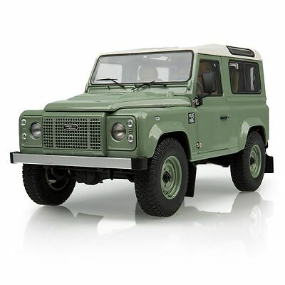 Genuine Land Rover Gear - DEFENDER HERITAGE - 1:18 SCALE MODEL - 51LDDC965GNW