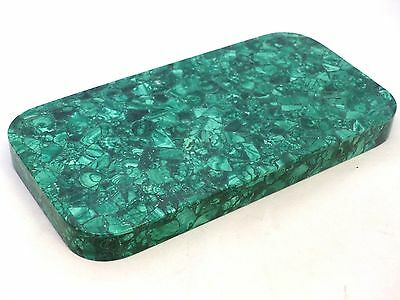 RARE Large Antique 19th Century Malachite Desk Paperweight – French / Russian?