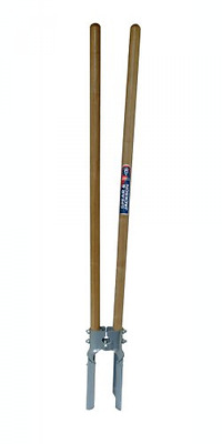 Spear And Jackson Landscaping And Fencing Post Hole Digger Hardened Steel Blades