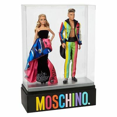 Moschino® Barbie® and Ken® Giftset - GOLD LABEL [DRW81] *IN STOCK