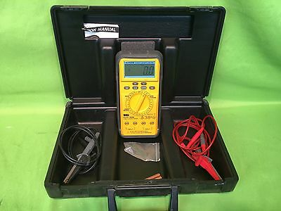 Mint UEi Test Instruments CLM100B Cable Length Meter w/ Case