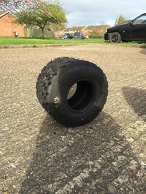 Mojo Racing Wet Tire Brand New 11 x 6.00-5