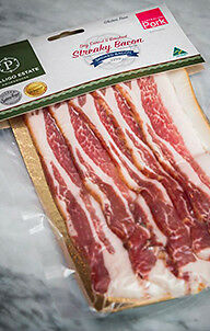 FRESH NATURAL GOURMET Bacon   Dry Cured