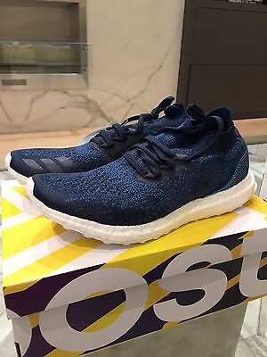 Adidas Ultra Boost Uncaged X Parley Blue Size 9 Unreleased*