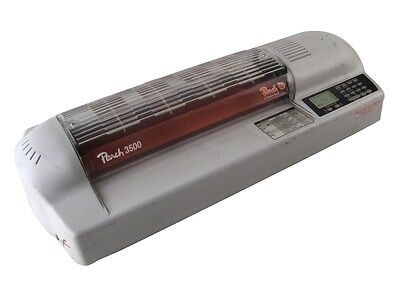 "Peach Laminating Kore KL-12HR 3500 13.8"" High Photo Quality Hot & Cold Laminator"