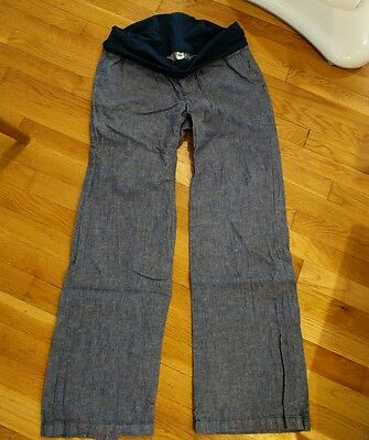 old navy maternity pants medium
