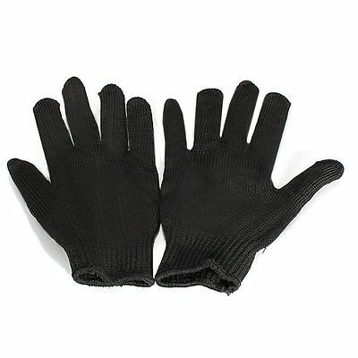 Outdoor Camping Stainless Steel Wire Safety Anti-Slash Gloves