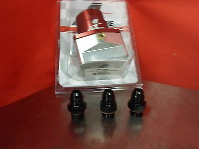 Aeromotive Fuel Pressure Regulator 13109 A1000 EFI Regulator -6 AN  FITTINGS