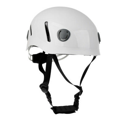 Adult Professional Lightweight Rock Climbing Helmet Safety Rescue Head Guard