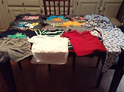 Lot Of Boys Size 3T Summer Clothes