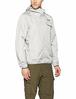 The North Face Tanken Windwall, Giacca Uomo, Beige (Rainy Day Ivory), M (E2J)