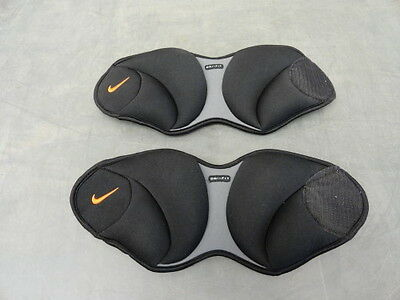 Pair of Nike Dri Fit Ankle Weights 5 lb. Each 10 lb. Set