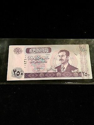Central Bank of Iraq note