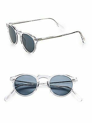 Oliver Peoples 5217-S 5217S Gregory Peck Sunglasses 1101/R8 Translucent Crystal