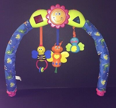 Evenflo Triple Fun Fish Pond Exersaucer Toy Arch Replacement Part