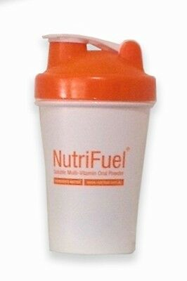 NutriFuel® Shaker 400ml with wire mixing ball