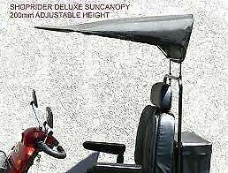 New Mobility Scooter Sun Canopy -Large- SGO305123 aged care equipment
