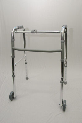 Walking Frame  Lightweight with Wheels & Skis ROL304843