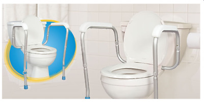 New Toilet Safety Rails-Toilet Surroud aged care equipment
