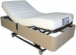 Avante-Hi-Lo Adjustable Bed & Mattress Combo - KING Single Size