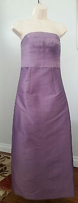 Khmer Traditional Pa'moung Fabric Dress Blue Violet Size Small Party or Wedding
