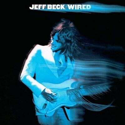 Jeff Beck - Wired 180g vinyl LP NEW/SEALED