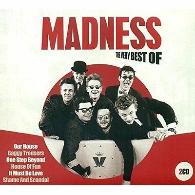 Madness (The Very Best Of - Greatest Hits 2Cd Set Sealed + Free Post)