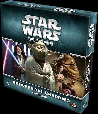 Star Wars LCG Between the Shadows deluxe expansion