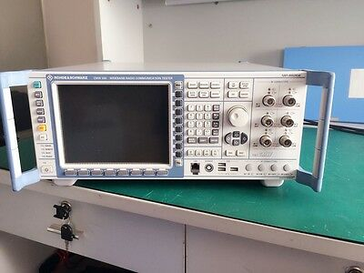Rohde and Schwarz CMW500 Communications Wideband Radio Communication Tester