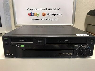 Sony EV-T1 VHS Hi8 Video8 Recorder