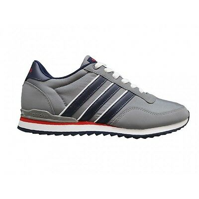 Adidas Jogger Cl Uomo Scarpe Running Sneakers Aw4076 New
