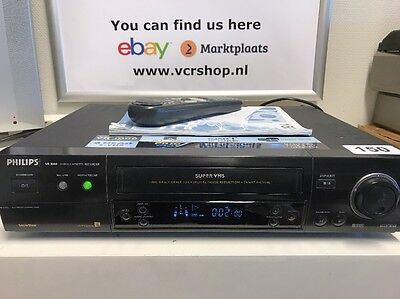 Philips VR1000 Super VHS ET Digital TBC/DNR