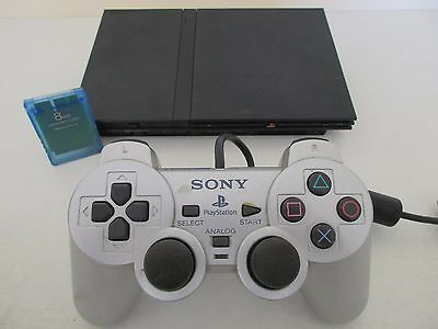 Console Sony Playstation 2 Slim - Sony Ps2 Complète Pal Scph-70004