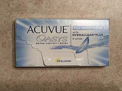 Acuvue Oasys for Astigmatism 11 count Count Box D +2.25 BC 8.6