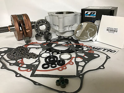 CRF450X CRF 450X 99mm 510cc CP Hotrods Big Bore Stroker Motor Rebuild Kit