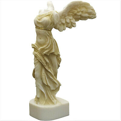Winged Nike Victory of Samothrace Greek Roman Goddess Statue Sculpture 7.8΄΄