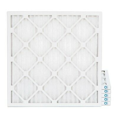 16X16X1 MERV 8 Pleated AC Furnace Air Filters.    6 Pack / $5.49 each