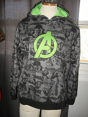 MARVEL AVENGERS age of Ultron AVENGERS hoodie sweater HULK captain america Youth