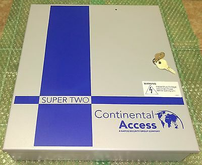 LIKE New!! Continental Access CICP1300 Super Two| Control Panel!!