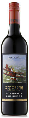 Fox Creek Red Baron Shiraz 2015