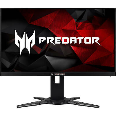 "Acer Predator 24.5"" Widescreen LCD Monitor Full HD 1920 x 1080 1ms TN 240 Hz"