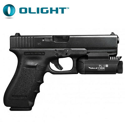 Olight Valkyrie Pistol Torch, 450Lm, Olight, Gun Mounted Lights, PL1-II