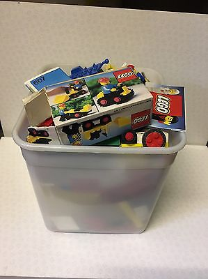 Job Lot Of Old Lego Pieces,