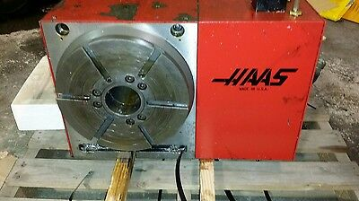 """Haas HRT 12"""" Rotary Table / Indexer With New In Box 310 Control"""