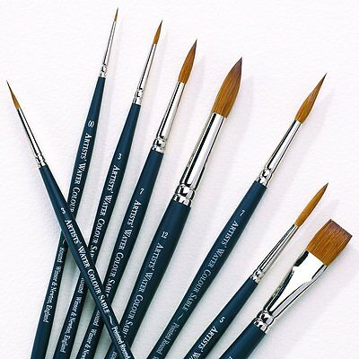 Winsor & Newton Artists' Sable Brush