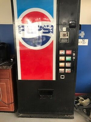 VENDING MACHINE DRINKS only