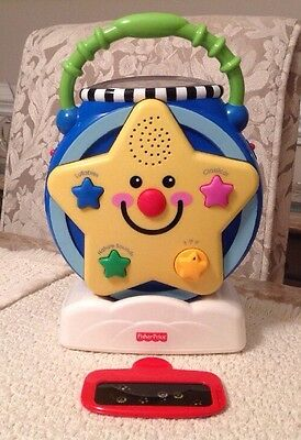 Fisher Price Select A Show Soother - Musical, Light Projector, K4067, 2006