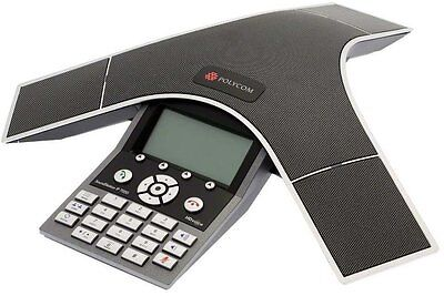 Polycom SoundStation IP 7000 PoE VOIP 2201-40000-001 Conference Speakerphones