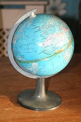 Vintage Scan desktop globe (23cm tall) - 1