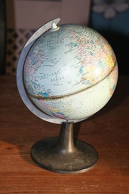 Vintage Scan desktop globe (23cm tall) - 2